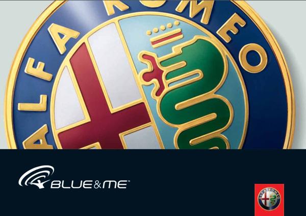Alfa Romeo 159 Blue&Me