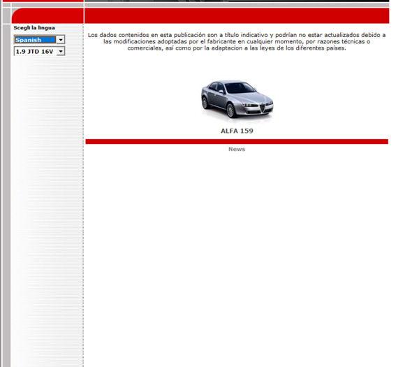 Alfa Romeo 159 eLearn